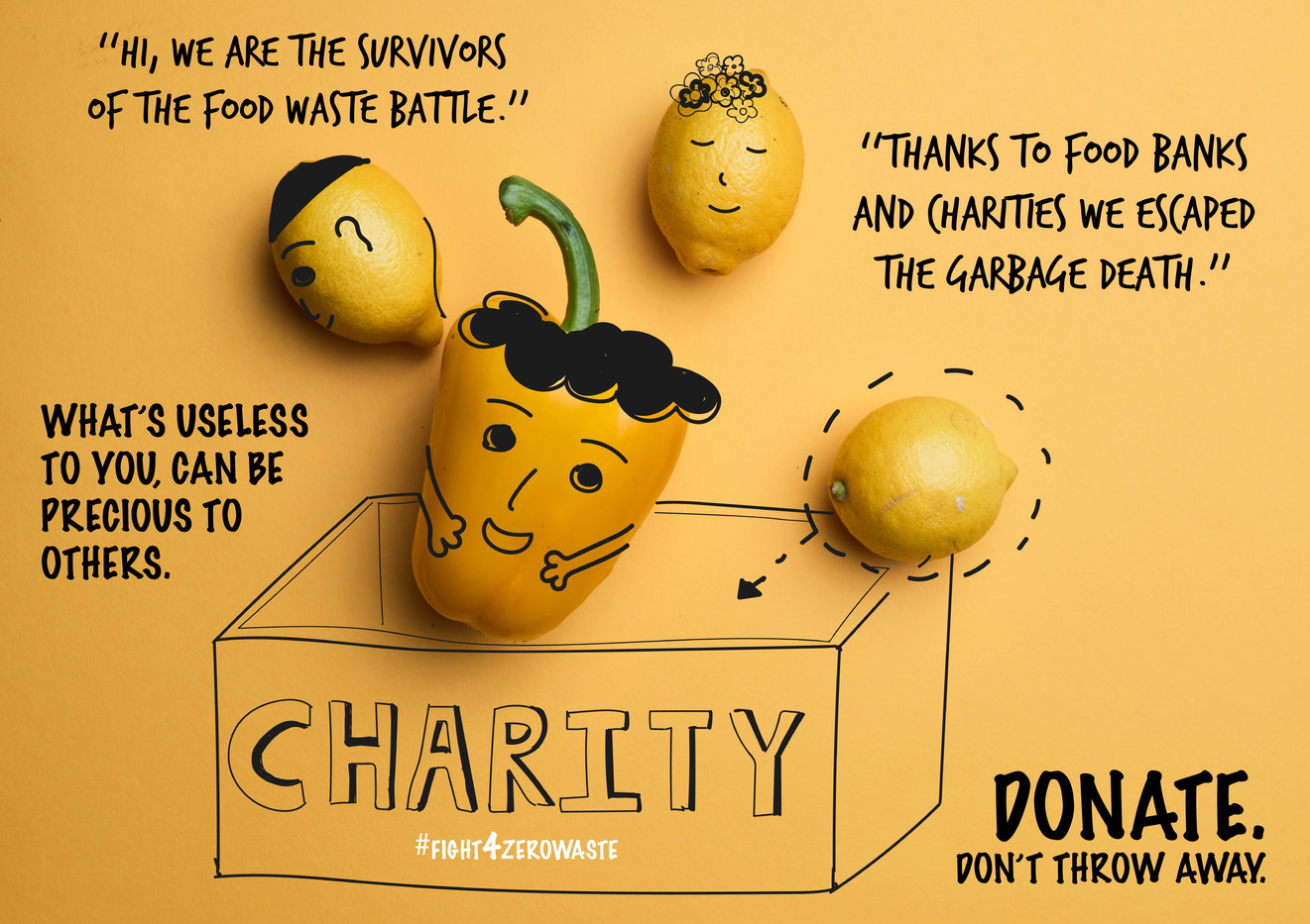 food waste DONATE POSTER A1.jpg