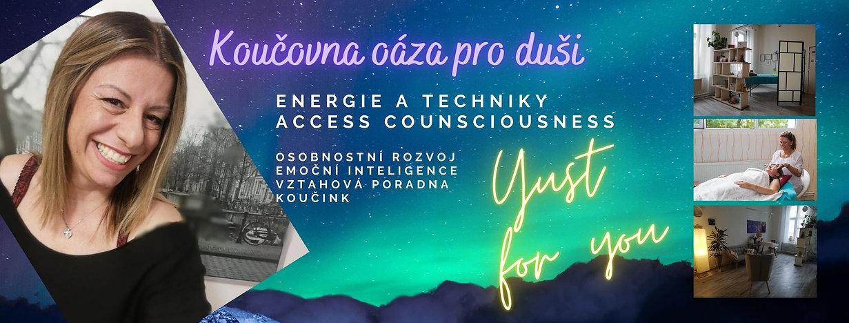 Energie Access counsciousness osobnostní