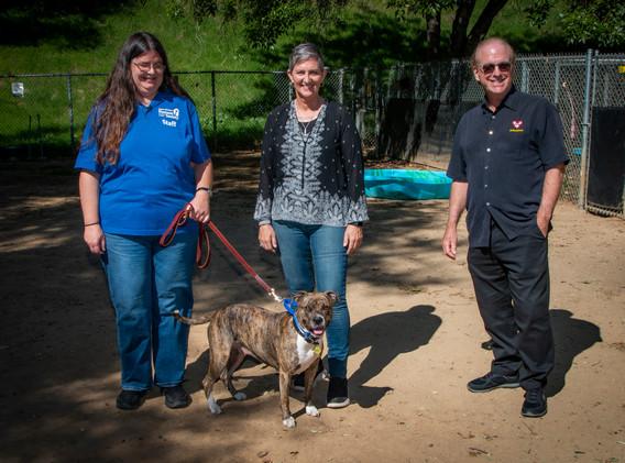Santa Barbara Humane: Kerri Burns & Staff, Executive Director
