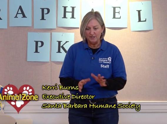 Santa Barbara Humane: Kerri Burns, Executive Director