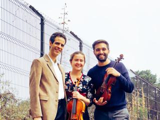 Recital de música de cámara | 6 de mayo 2018 | Sala Carlos Chávez, UNAM | Ciudad de México