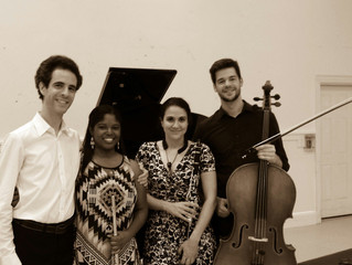 Chamber Music   June 4, 2016 - New York Debut   Ensemble Verisimo