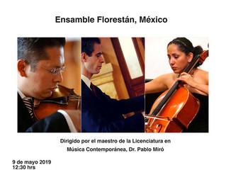 Concierto / Conferencia | 09 de mayo 2019 | Universidad Anáhuac México, Campus Norte