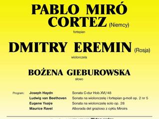 Kameralistyka Europy | 04.12.2008 | Dmitrij Erëmin & Pablo Miró Cortez | Katowice, Polska