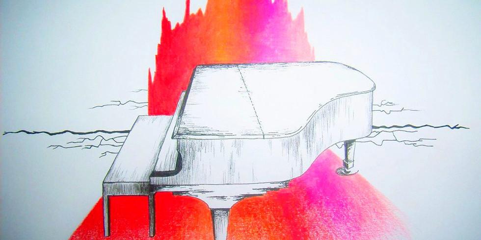 Recital de piano   41. Foro Internacional de Música Nueva Manuel Enríquez 2019