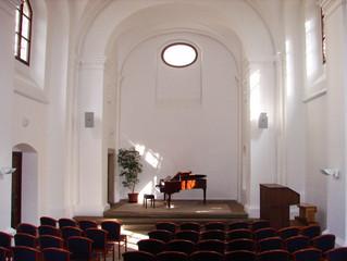 Koncert | November 01, 2003 | Žofie VOLKÁLKOVÁ – flétna | Pablo MIRÓ CORTEZ – klavír | Atrium, Praha