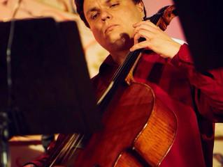 W KRĘGU EUROPEJSKIEJ KAMERALISTYKI | Cello Recital - Dmitrij Erëmin & Pablo Miró Cortez | 6.09.2