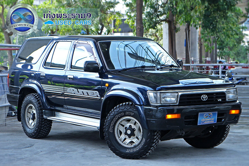TOYOTA 4RUNNER 4WD SR5 Limited V6 สีน้ำเงิน ปี 1994