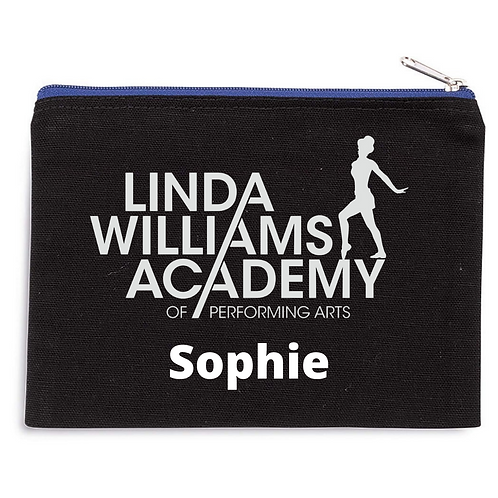 LWA Accessories Pouch (Name Personalisation)