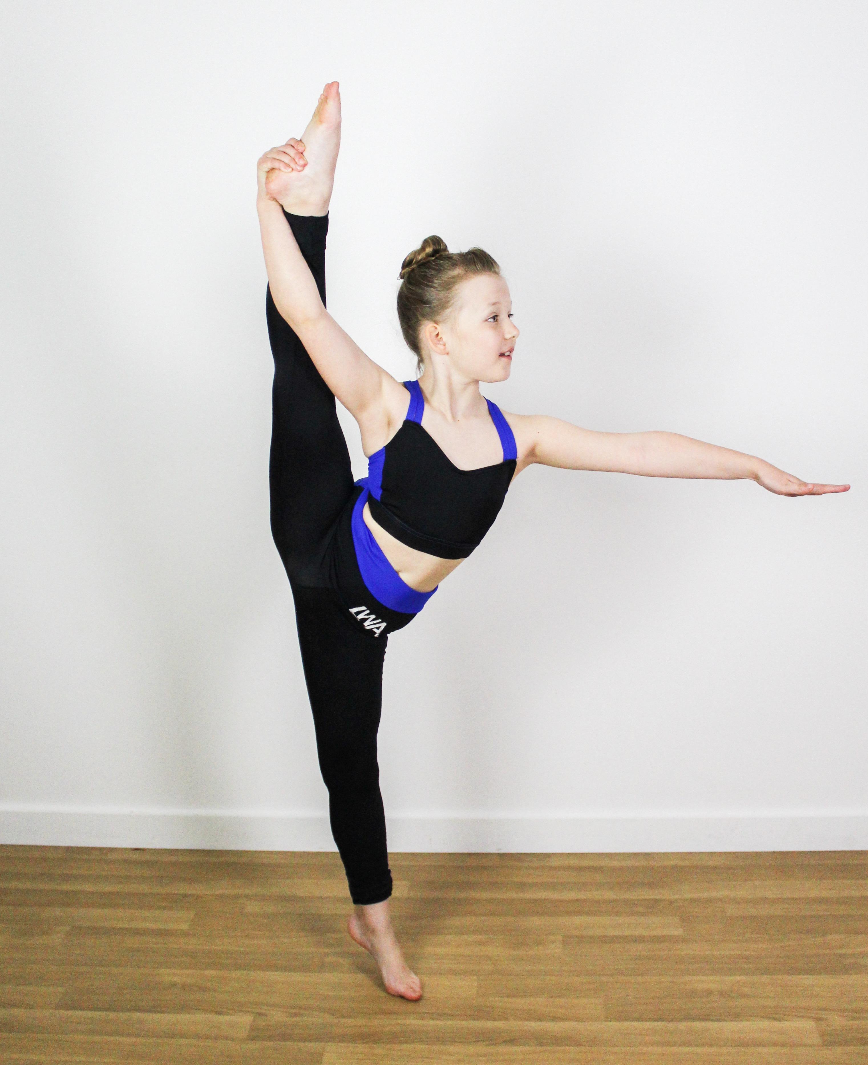 Kicks, Leaps & Turns