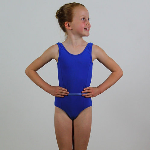 Royal Blue Leotard (Grade 1 & 2 Ballet)