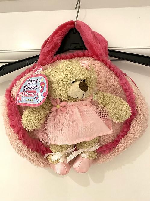 Ballerina Bear Bag