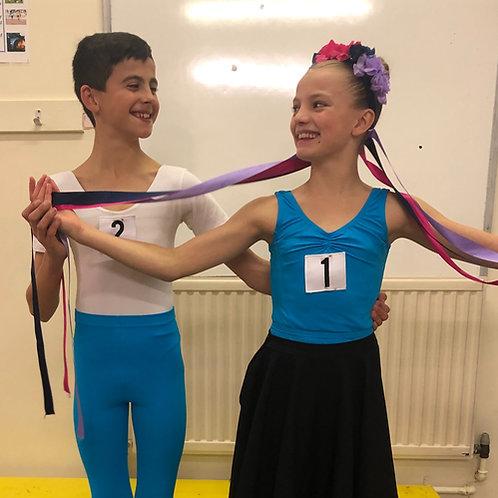 Turchese Leotard (Grade 3 Ballet)