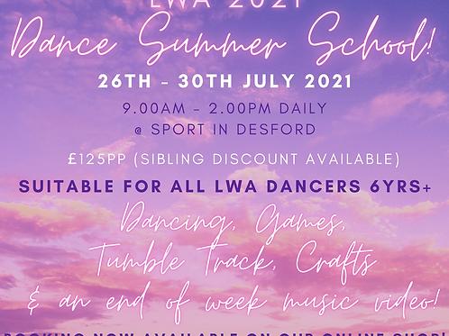 LWA Summer School 2021