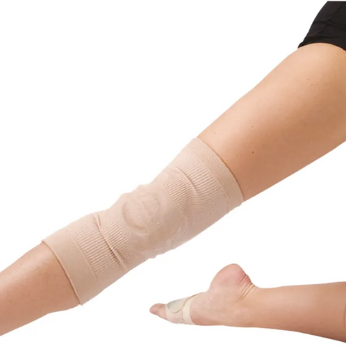 Nude Gel Knee Pads