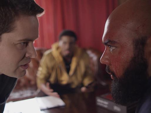 Murder Bury Win film review