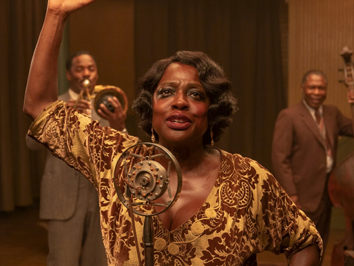 Ma Rainey's Black Bottom film review