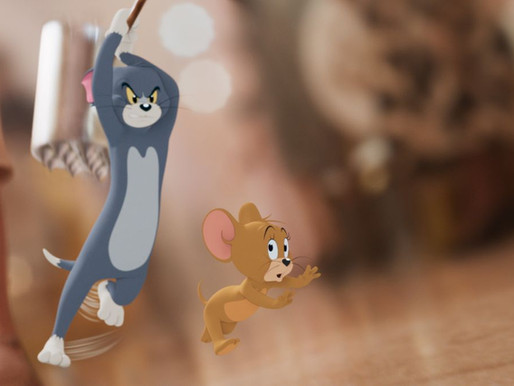 Tom and Jerry film review