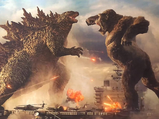 Godzilla vs. Kong film review
