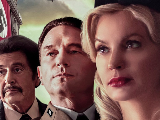 American Traitor: The Trial of Axis Sally film review