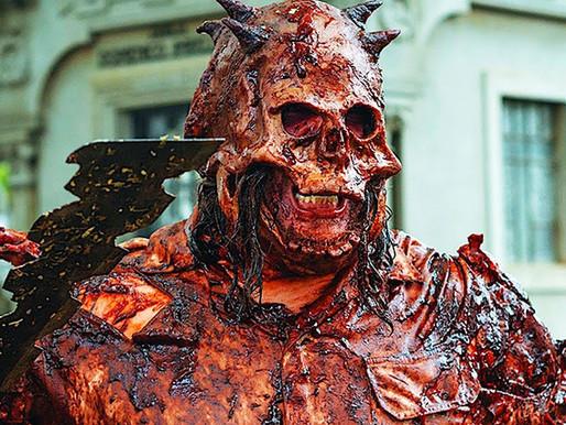 Skull: The Mask film review