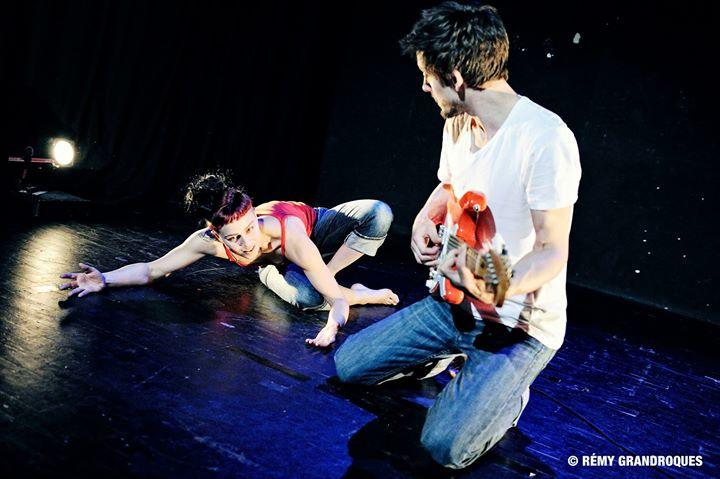 """""""Menilmontant Theater"""", Paris"""