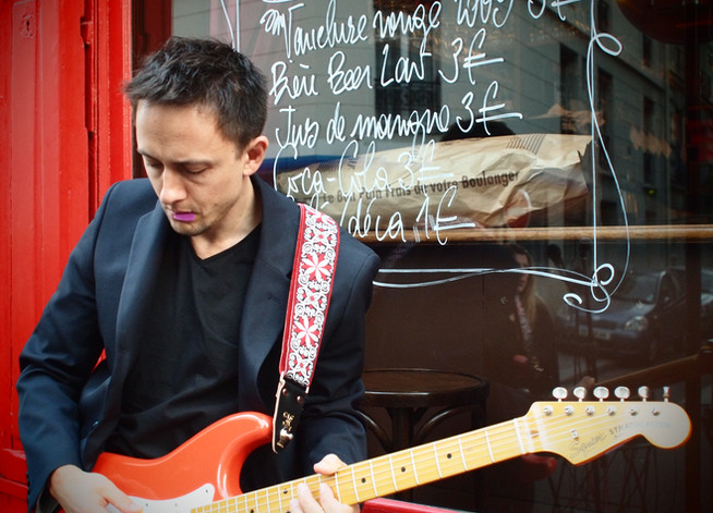 """Street Music Festival"", Paris"