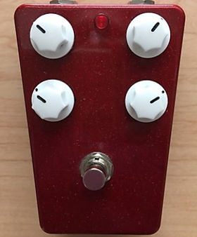 Chase Tone Red Stardust
