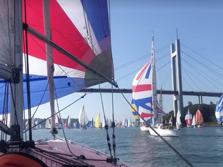 Tjörn Runt Race – where did the wind go?