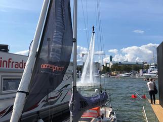 Hyvää työtä – Helsinki Boat Expo!