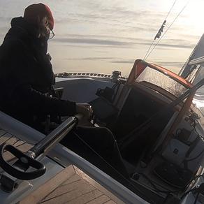 Crossing Ålands Hav – back in da hoods again