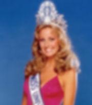 Miss Universum 1984 Yvonne Ryding