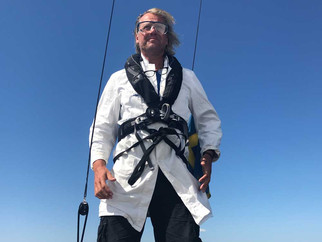 Trawling on Norwegian waters
