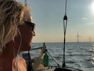 Stop at Samsø – the wind power island