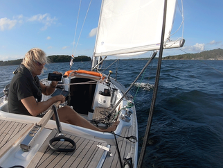 Trawling micro plastics in Finnish waters