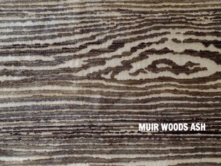 FABRIC OF THE WEEK : MUIR WOODS ASH