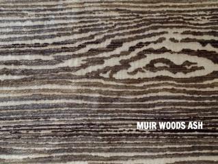 FABRIC OF THE WEEK : MUIR WOODS ASH