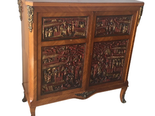 190108 FRENCH CABINET  $2,500.00
