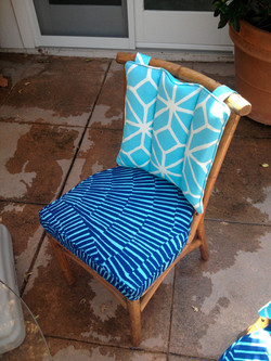 OUTDOOR WITH CUSTOM CUSHIONS