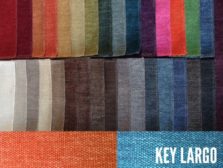FABRIC OF THE WEEK: KEY LARGO