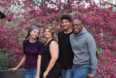 Pastoral family, MI retreat