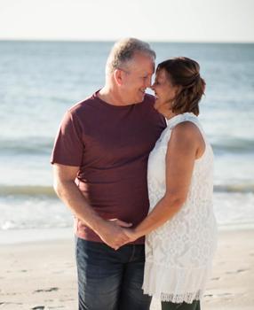 Pastoral couple, FL retreat edited