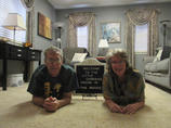 Missionary couple, MI retreat