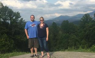 Pastoral couple, TN retreat
