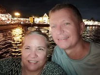 Missionary couple, FL retreat