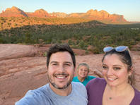 Pastoral family, AZ retreat