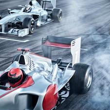 Formula One - € 20,00 p.p.