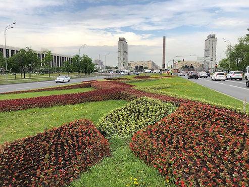Пулковское шоссе обрело 3д вид