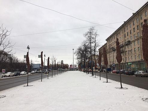 Деревья утепляют к зиме