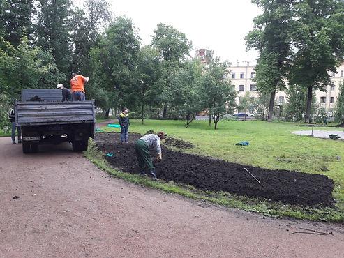 Петербургские садовники будут работать в летнем режиме до 12 ноября